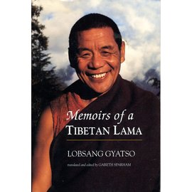 Snow Lion Publications Memoirs of a Tibetan Lama: Losang Gyatso, by Gareth Sparham