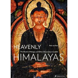 Prestel-Verlag Heavenly Himalayas: The Murals of Mangyu and other discoveries in Ladakh, by Peter van Ham