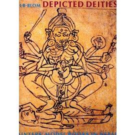 Egbert Forsten Depicted Deities: Painter's Model Books from Nepal, by M.L.B. Blom