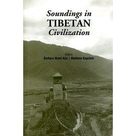Vajra Publications Soundings in -Tibetan Civilisation, by Barbara Nimri Aziz and Matthew Kapstein
