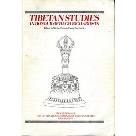Aris & Phillips Warminster Tibetan Studies in Honour of Hugh Richardson, by Michael Aris and Aung San Suu Kyi
