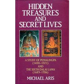 Kegan Paul International, London Hidden Treasures and Secret Lives: A Study of Pemalingpa and the sixth Dalai Lama, by Michael Aris