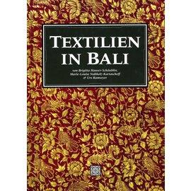 Periplus Editions Textilien in Bali, von Brigitta Hauser-Schäublin, Marie-Louise Nabholz-Kartaschoff und Urs Ramseier