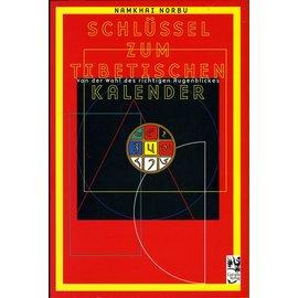 Garuda Verlag Schlüssel zum Tibetischen Kalender, von Chögyal Namkhai Norbu