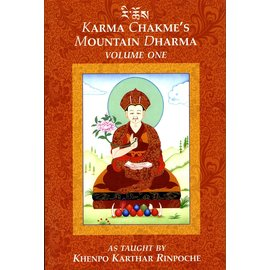 KTD Publications Karma Chakmé's Mountain Dharma, Vol 1, by Khenpo Karthar Rinpoche