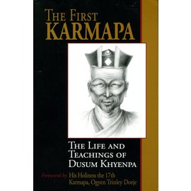 KTD Publications The First Karmapa, by David Karma Choephel,  Michele Martin