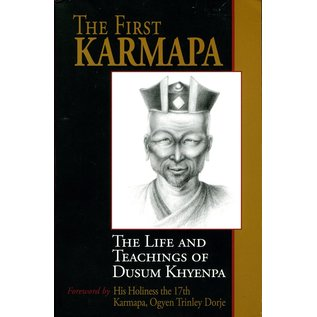 KTD Publications The First Karmapa, by David Karma Choephel,  Michele Martin