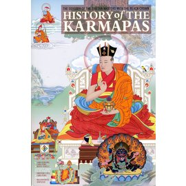 Snow Lion Publications History of the Karmapas, by Lama Kunsang, Lama Pemo, Marie Aubèle