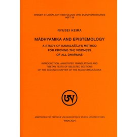 WSTB Madhyamaka and Epistemology, by Ryusei Keira