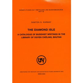 WSTB The Diamond Isle, by Samten G. Karmay