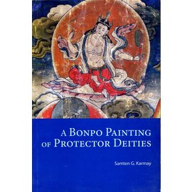 Vajra Publications A Bonpo Painting of Protector Deities, by Samten G. Karmay