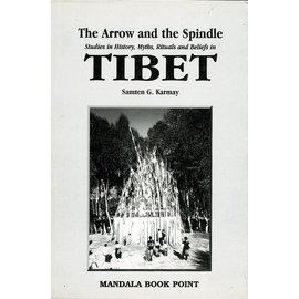 Mandala Book Point The Arrow and the Spindle (1), by Samten G. Karmay