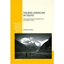 Peter Lang The Bon Landscape of Dolpo, by Marietta Kind