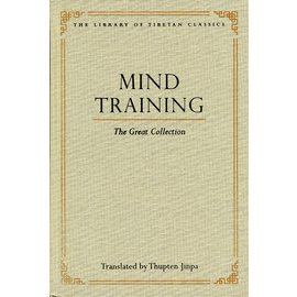 Wisdom Publications Mind Training: The Great Collection, by Thupten Jinpa