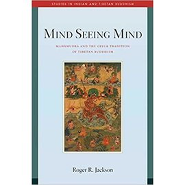 Wisdom Publications Mind Seeing Mind, by Roger Jackson
