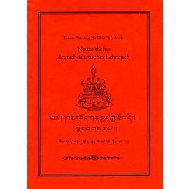 Verlag Tibet Institut Rikon Neuzeitliches deutsch-tibetisches Lehrbuch, von Tenzin Phuntsog Jottotshang