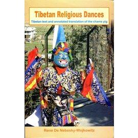 Pilgrims Publishing Tibetan RTeligious Dances, by René de Nebesky Wojkowitz
