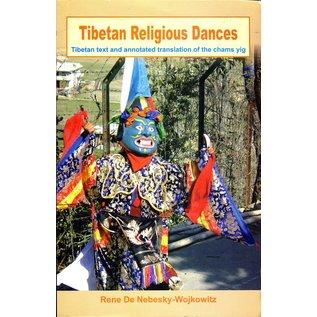 Pilgrims Publishing Tibetan Religious Dances, by René de Nebesky Wojkowitz