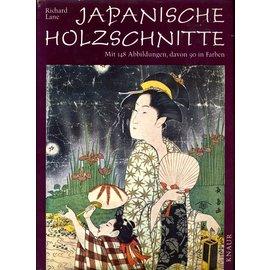 Droemer Knaur Japanische Holzschnitte, von Richard Lane