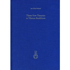 Ludwig Reichert Verlag Wiesbaden Three-Vow Theories in Tibetan Buddhism, By Jan-Ulrich Sobisch