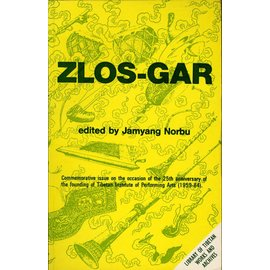 Library of Tibetan Works and Archives Zlos-Gar, by Jamyang Norbu