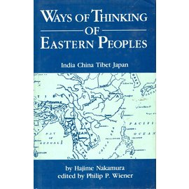 Motilal Banarsidas Publishers Ways of Thinking of Eastern Peoples, by Hajime Nakamura, Philip P. Wiener