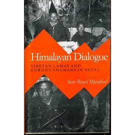 Tiwari's Pilgrims Book House Himalayan Dialogue, by Stan Royal Mumford