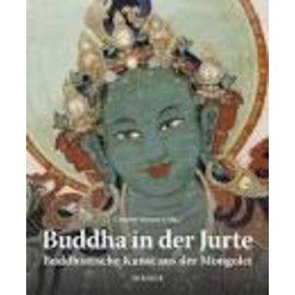 Hirmer Buddha in der Jurte, von Carmen Meinert
