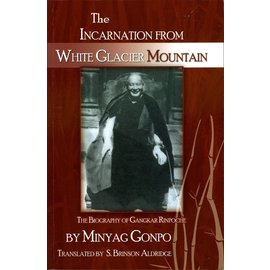 Infinity Publishing The Incarnation from the White Glacier Mountain, by Minyag Gonpo, S. Brinson Aldridge