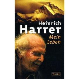 Verlag Ullstein Mein Leben, von Heinrich Harrer (signiert)