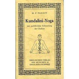 Drei Eichen Verlag Kundalini-Yoga, von M.P. Pandit