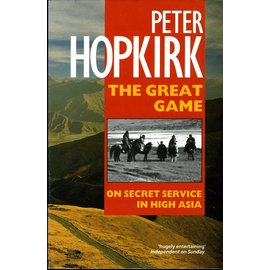 Oxford Paperbacks The Great Game, by Peter Hopkirk