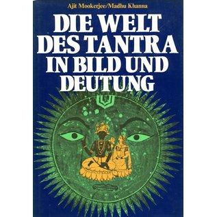 Buchclub Ex Libris Die Welt des Tantra in Bild und Deutung, von Ajit Mookerjee und Madhu Khanna
