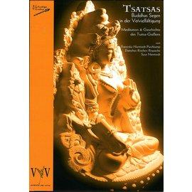 Verrückter Yogi Verlag Tsatsas Buddhas Segen in der Vervielfältigung, von Franziska Nientiedt-Piechkamp, Damchos Rinchen Rinpoche
