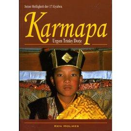 Ch. Falk Verlag Karmapa: Seine Heiligkeit der 17. Gyalwa Urgyen Trinley Dorje, von Ken Holmes