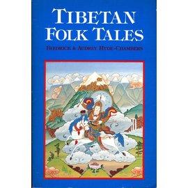 Shambhala Tibetan Folk Tales, by Frederick and Audrey Hyde-Chambers