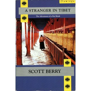 Flamingo / Harper Collins A Stranger in Tibet, by Scott Berry