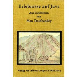 Verlag von Albert Langen in München Erlebnisse auf Java: Aus den Tagebüchern von Max Dauthedey