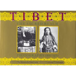 Aperture Books Tibet, the Sacred Realm, by Lobsang P. Lhalungpa