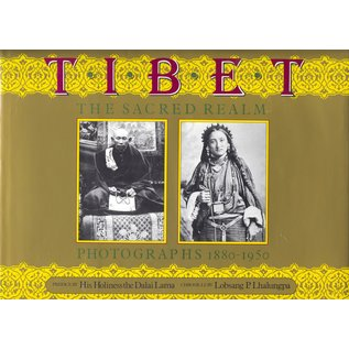 Aperture Books Tibet, the Sacred Realm, Photographs 1880-1950,  by Lobsang P. Lhalungpa
