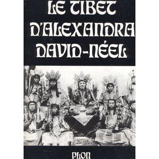 Librairie Plon Le Tibet d' Alexandra David-Neel, par Francoise Borin