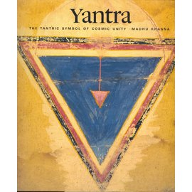 Thames and Hudson Yantra, the tantric symbol of cosmic unity, by Madhu Khanna