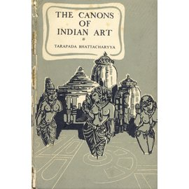 Firma K. L. Mukhopahyay The Canons of Indian Art: A Study of Vastuvidya, by Tarapada Bhattacharyya