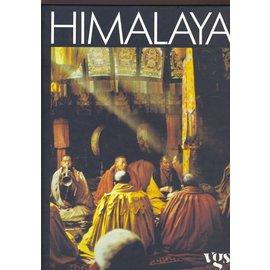 VGS Himalaya: Wachsende Berge, Lebendige Mythen, Wandernde Menschen, von Blanche, Olschak, Augusto Gansser, Andreas Gruschke