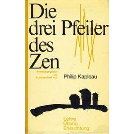 Otto Wilhelm Barth Verlag Die drei Pfeiler des Zen, von Philip Kapleau