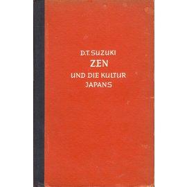 Deutsche Verlags-Anstalt Stuttgart Berlin Zen und die Kultur der Stille, von D.T. Suzuki