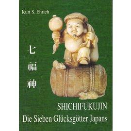 Verlag Aurel Bongers Recklinghausen Shichifukujin, die Sieben Glücksgötter Japans, von Kurt S. Ehrlich