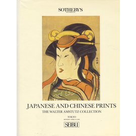 Sotheby Japanese and Chinese Prints: The Walter Amstutz Collection, Sotheby