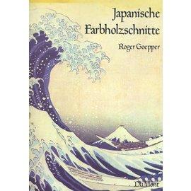 Du Mont Japanische Farbholzschnitte, von Roger Goepper
