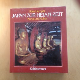 Verlag W. Kohlhammer Japan zur Heian-Zeit, von Rose Hempel